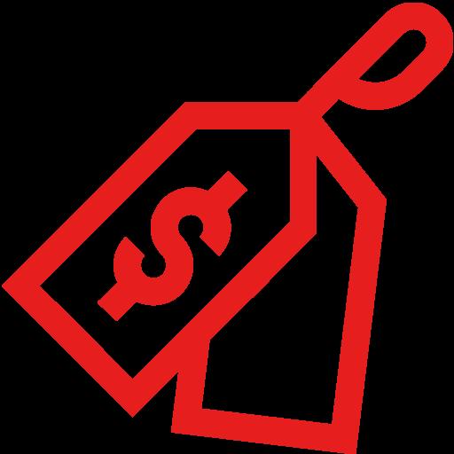 Aggressive Pricing icon