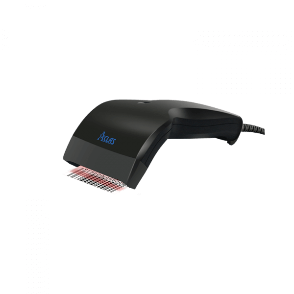 1D Image Contact Scanner