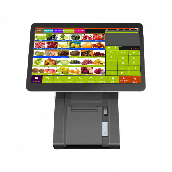 All-in-one PC POS