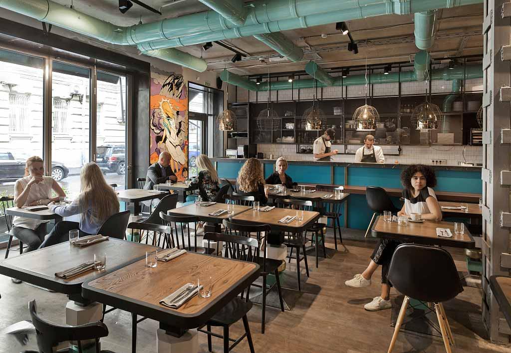 Restaurant/Food Court