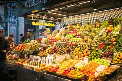 Fruit Store & Greengroceries