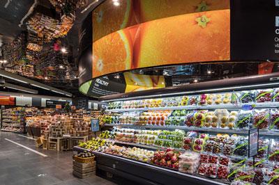 Hypermarket/Supermarket chains