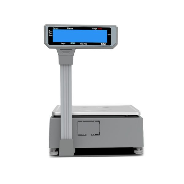 Butcher Scales With Printer