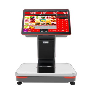 Touch POS Scale